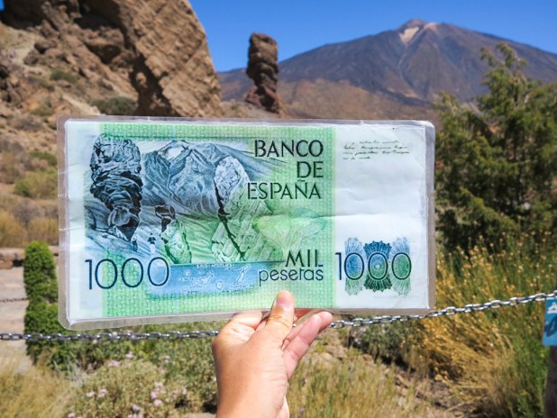 Billete de 1.000 pesetas