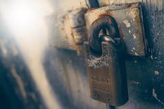 locked in Photo by James Sutton on Unsplash