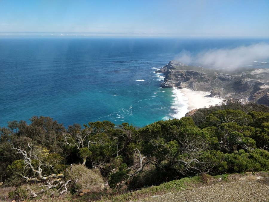 Cape Town South Africa Travel Blog Landscape Cape Point
