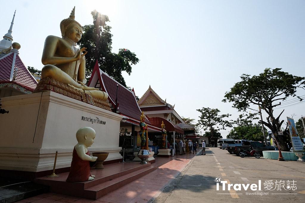 華欣景點推薦 考佬寺Wat Khao Takiap (26)