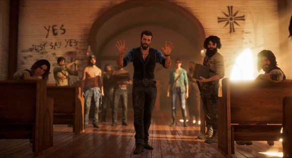 Far Cry 5 - Atoning For Sins