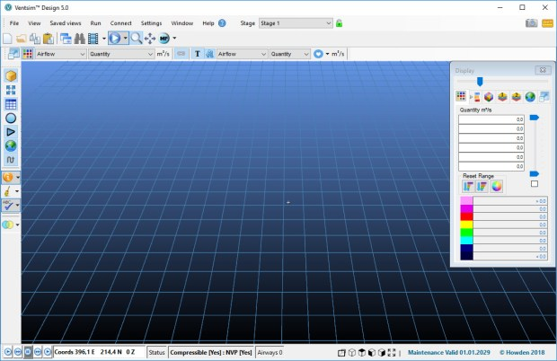 Working with Chasm Consulting VentSim Premium Design 5.0.4.6 full license