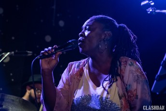 Tamisha Waden @ The Pinhook in Durham NC on April 7th 2017