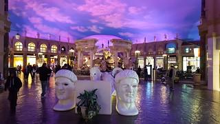 Hoteles de Las Vegas Caesars Palace Forum 2