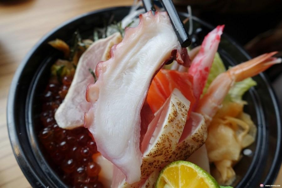 八德大潤發,八德美食,平價日本料理,散壽司,炒烏龍麵,豬排丼,鶴雲和風小館 @VIVIYU小世界