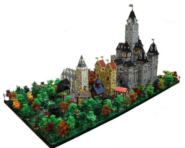 Dawnwood Castle