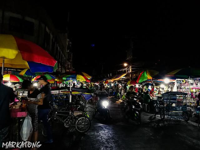 Carbon Night Market Stalls ii
