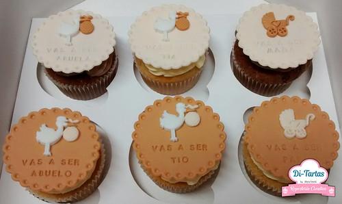 cupcakes recien nacido noticia