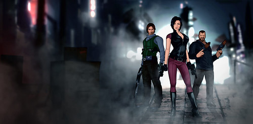 Fear Effect Sedna, Fear Of The Game