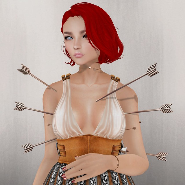 metal arrows