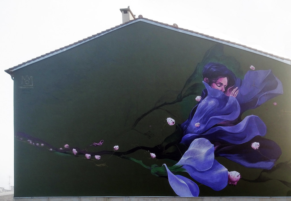 Sangüesa Graffitis Navarra 18