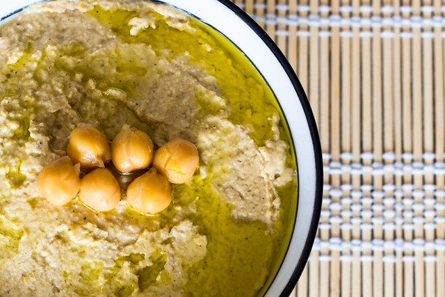 Hummus armenio