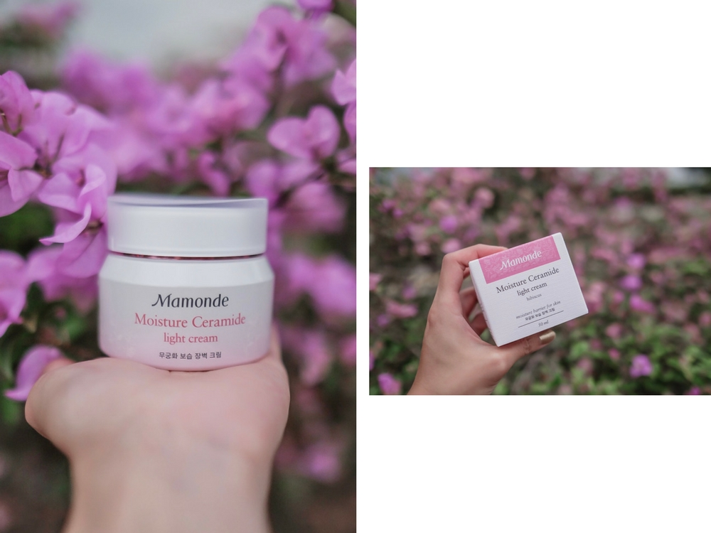MAMONDE MOISTURE CERAMIDE LIGHT CREAM