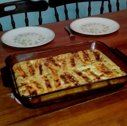Shan's Cheeseburger Pie Casserole
