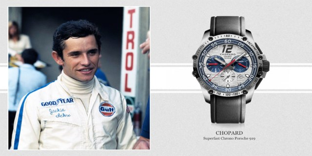 Reloj Chopard de Jacky Icks