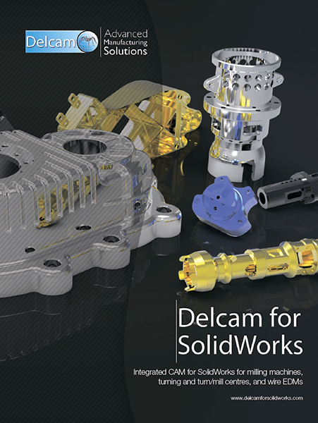 Delcam for SolidWorks 2016 R3 SP2 x64 full license