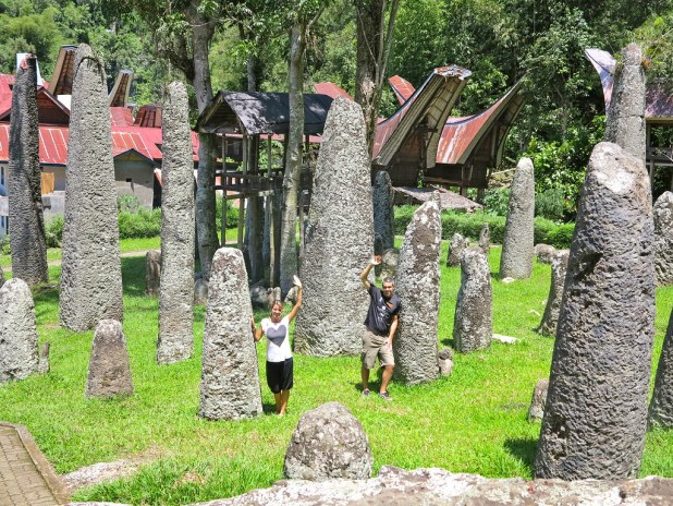 Piedras megalíticas de Bori