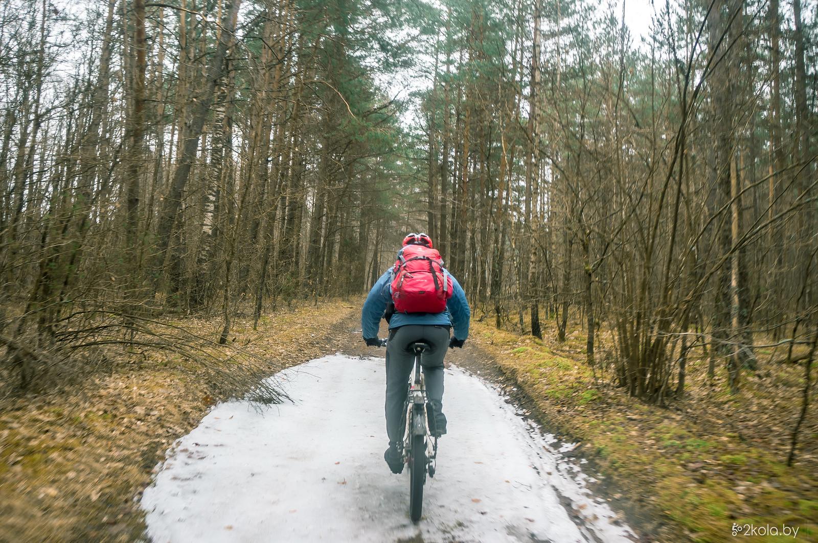 Велопокатушка Забродивший Нёман 2018