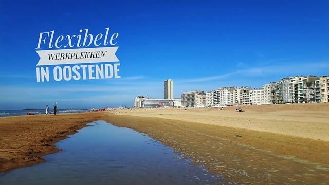 Flexibele werkplekken in Oostende