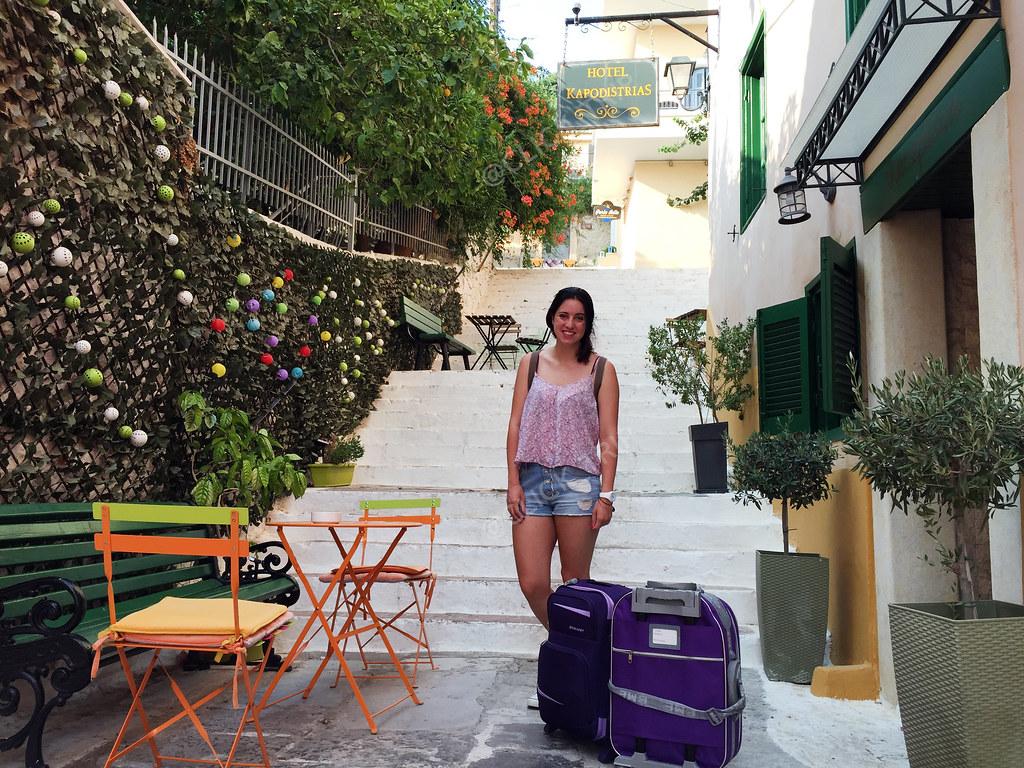 ¿Dónde dormir en Grecia? Hoteles en Grecia Continental | Kapodistrias Hotel | Nauplia (Náfplio) | Road Trip | ClickTrip