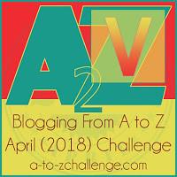 #AtoZchallenge Letter V on the Blog of author @JLenniDorner