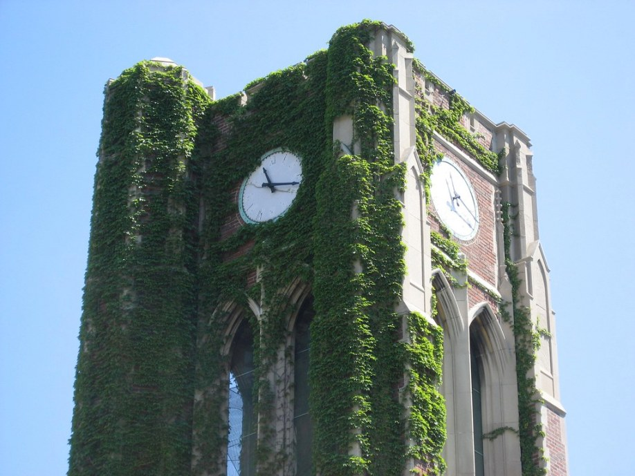 waveland clock tower