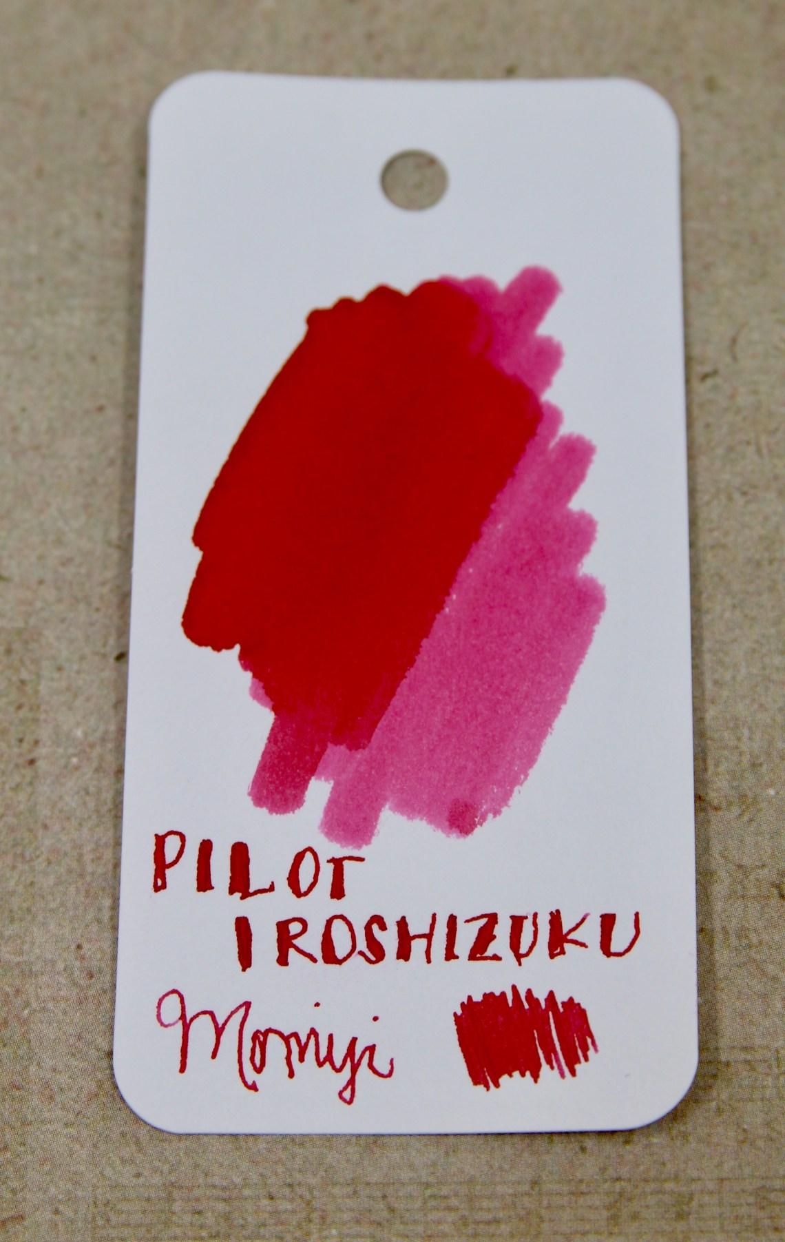 Iroshizuku Momiji