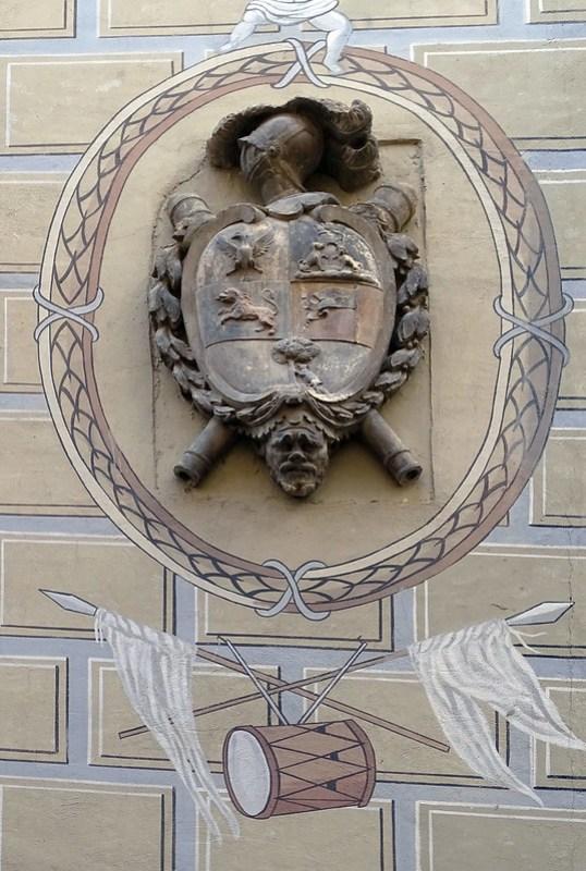 Escudo Heraldico Estella Navarra