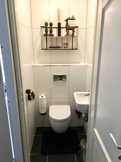 Toilet licht landelijk