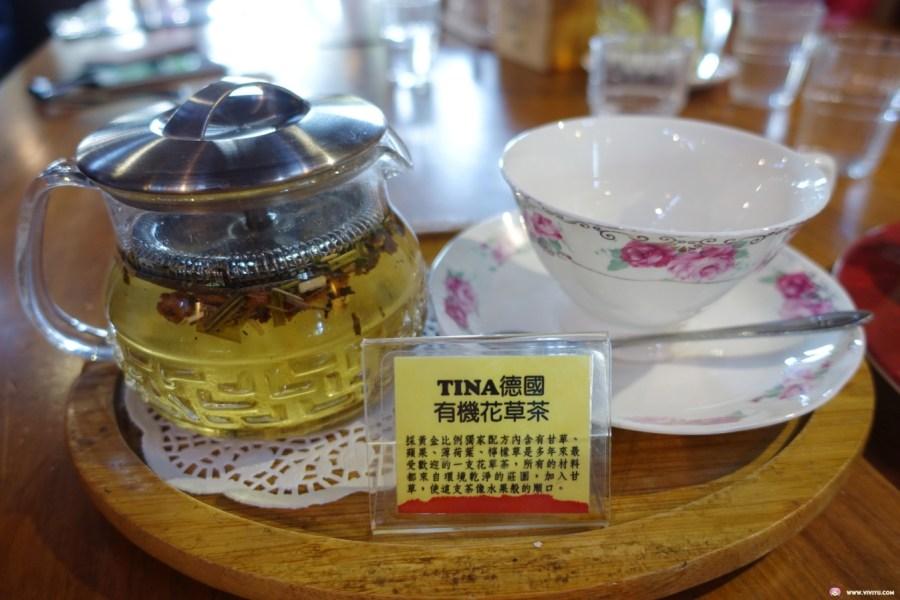 [八德美食]TINA廚房~八德埤塘公園內景觀咖啡廳.超值麵包吃到飽下午茶 @VIVIYU小世界