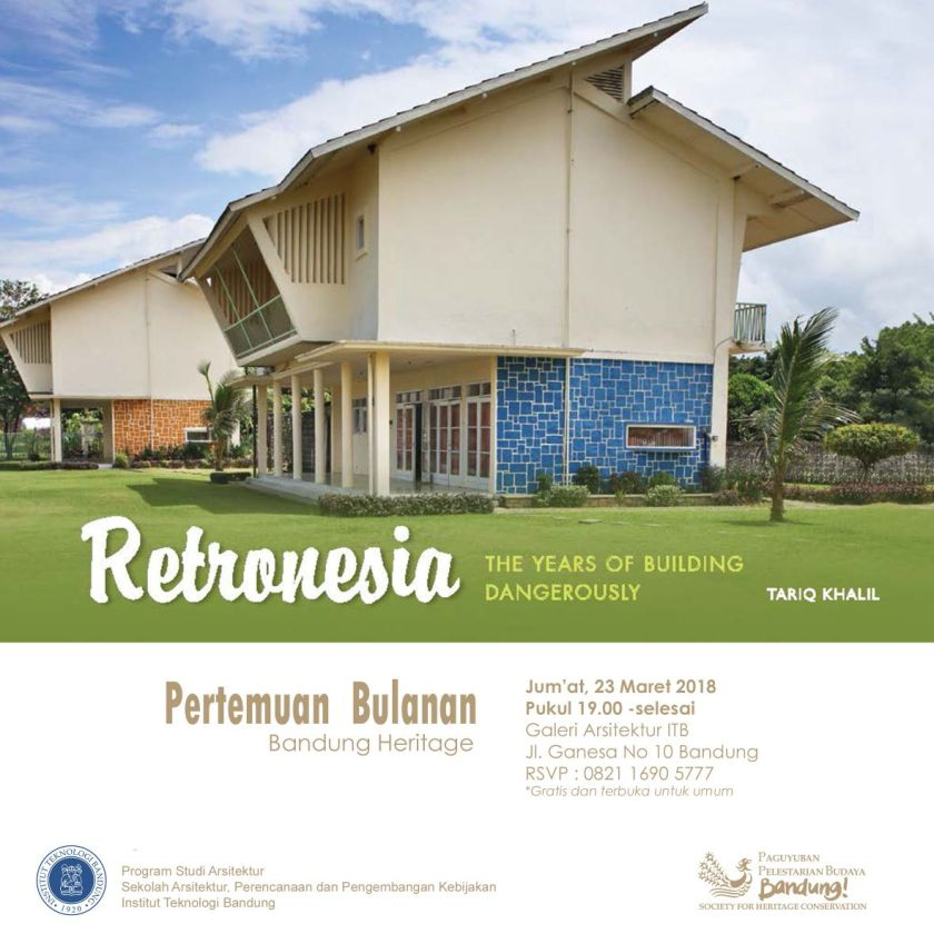 Pertemuan Bulanan Bandung Heritage