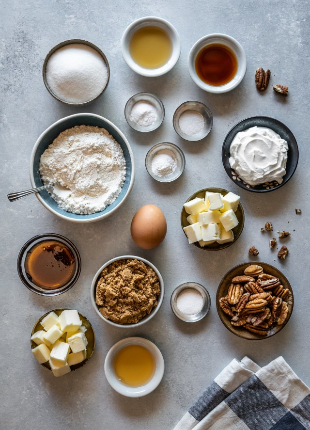 you may have most of these ingredients in your kitchen already, just waiting to be turned into cake