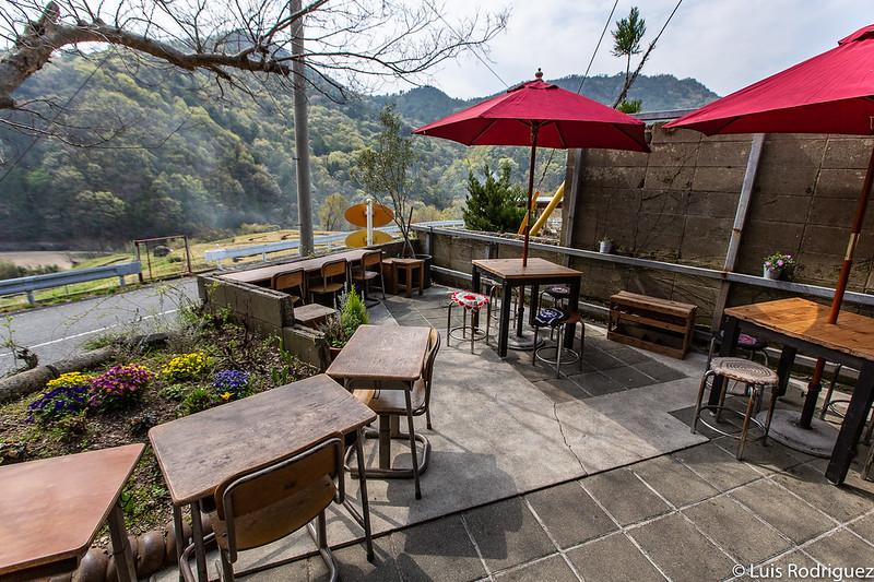 Cafetería Komame Shokudo en Shodoshima
