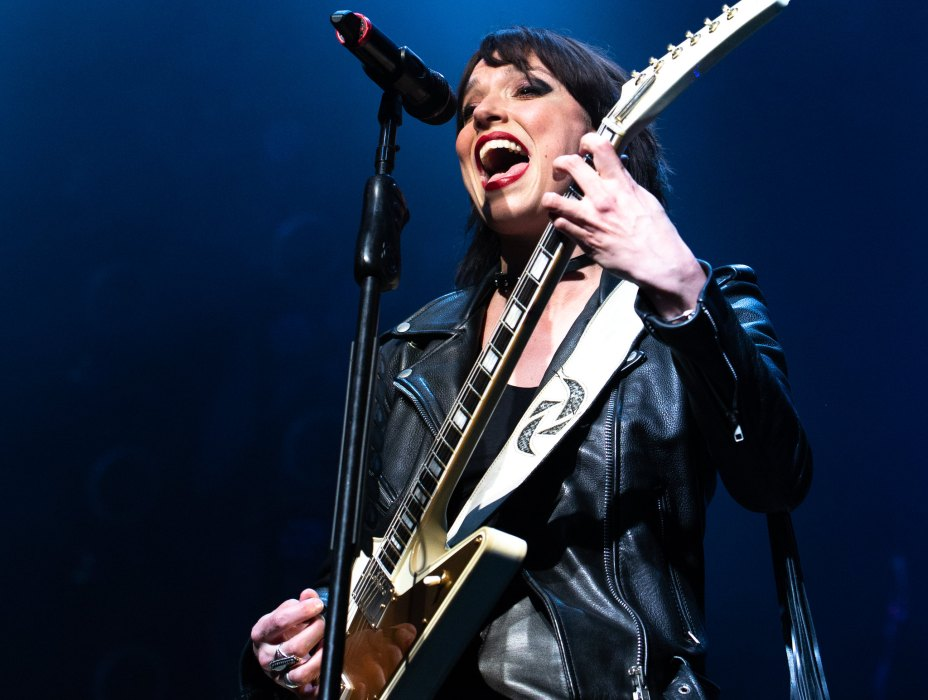 Halestorm - Riverbend Music Center - Cincinnati, Ohio - 5/4/18