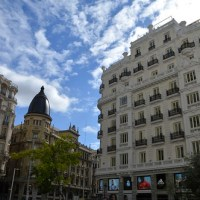 Spain: Madrid - A walk in the city centre (part I)