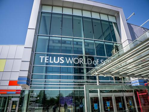 Telus World of Science Museum
