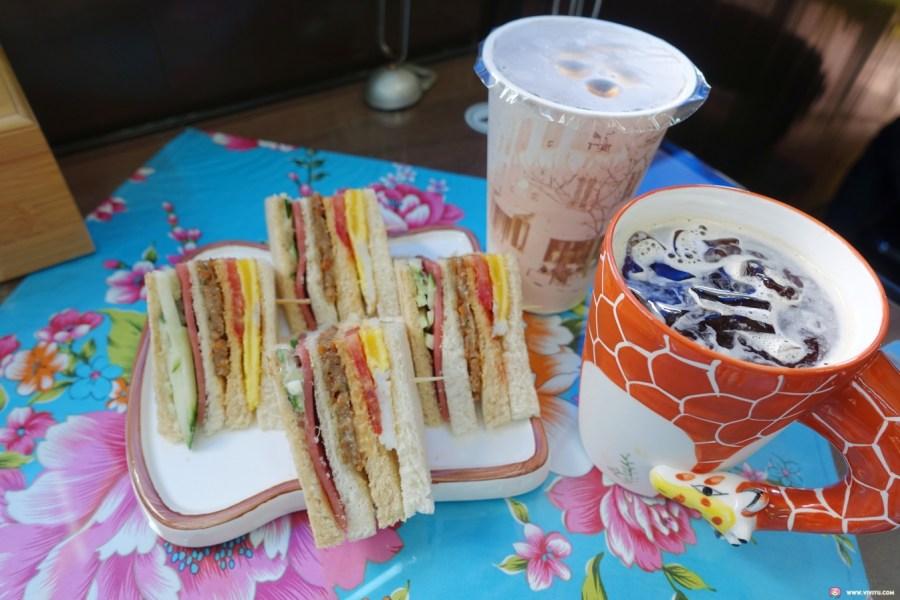 [八德美食]暮光之城早午餐~隱身在國道二旁的精緻平價早午餐.用料新鮮現點現作 @VIVIYU小世界