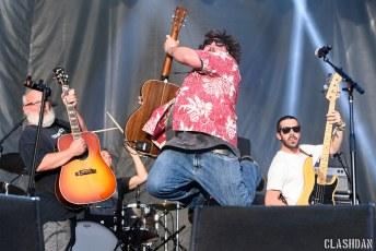 Tenacious D @ Shaky Knees Music Festival, Atlanta GA 2018