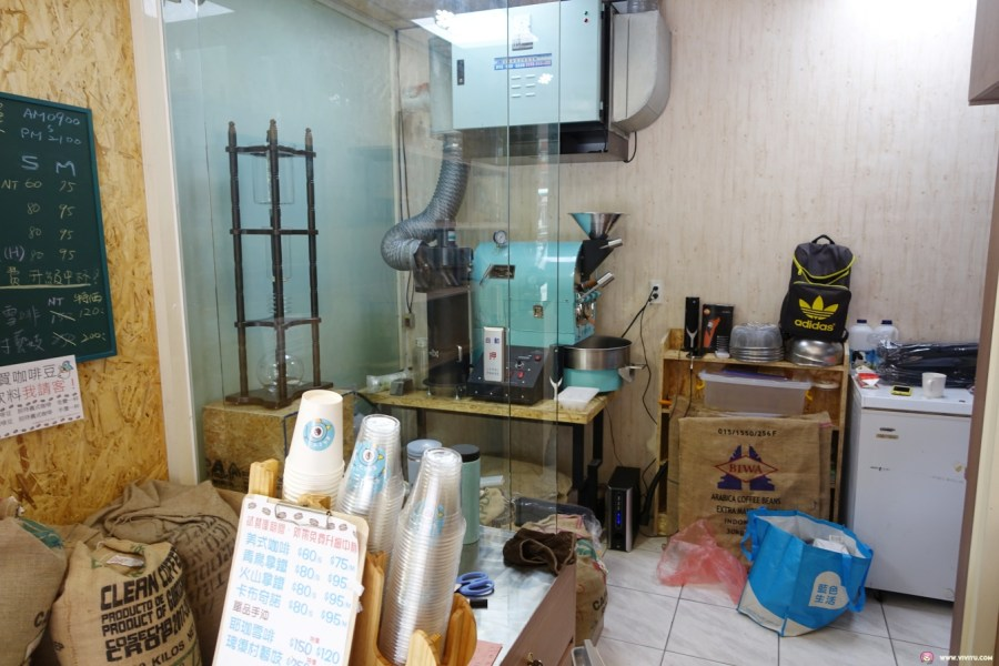 [桃園美食]青鳥菲卡Café~桃園新開咖啡館正在試營運中有多種優惠.復興路上芙尼藍色鳥籠超顯眼. @VIVIYU小世界