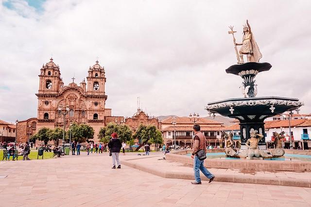 Things to do in Cusco   Plaza de Armas