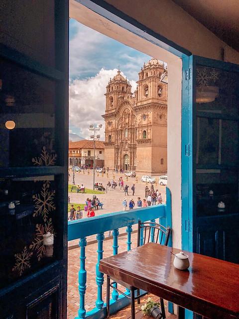 Cusco Restaurants | Cappucino Cusco