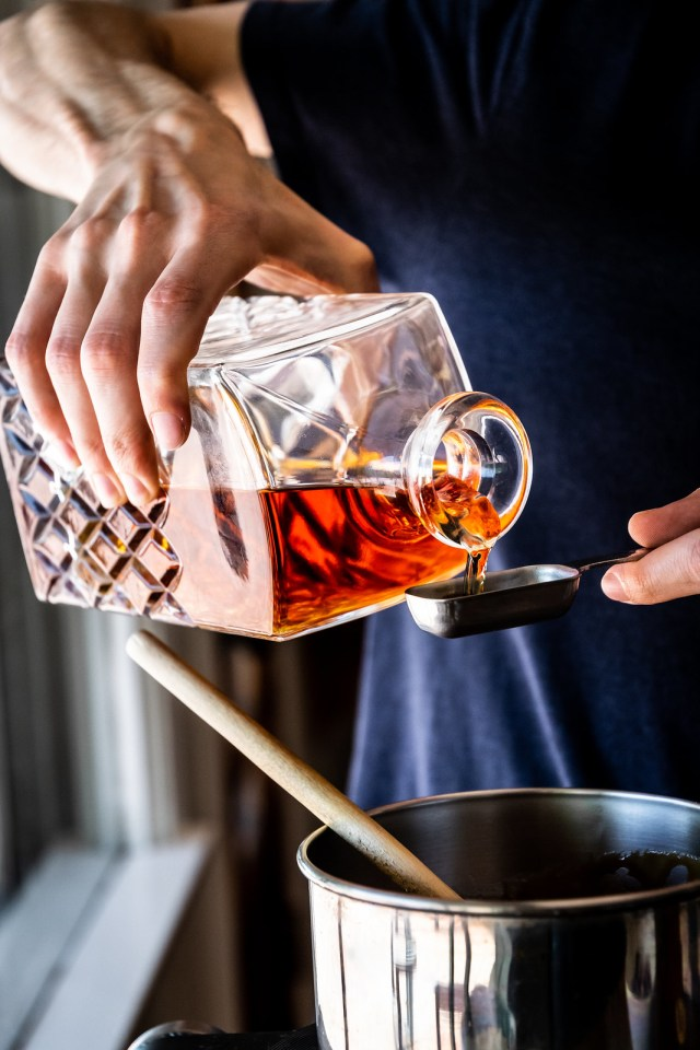 liquid gold bourbon