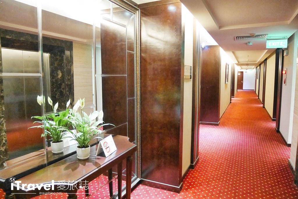 越南孟清河內中心酒店 (12)