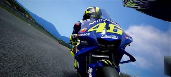 MotoGP 18 - Rossi