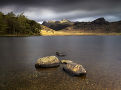 Langdale Pikes, Blea Tarn, Lake District