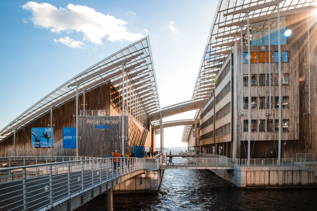 Museo Astrup Fearnley, Oslo, Norvegia
