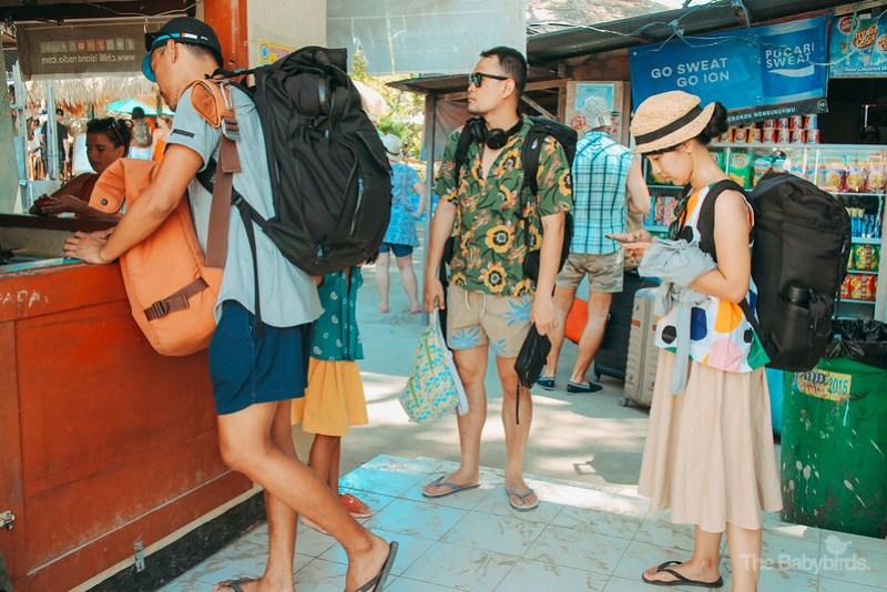 Rinjani Birthday Trip Chapter 2 : The Beach