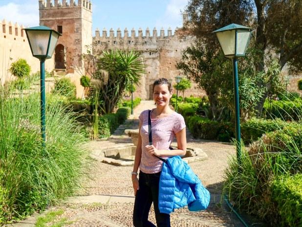 Viaje a Rabat