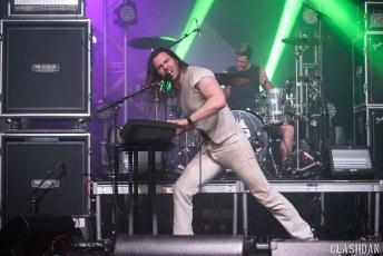 Andrew W.K. @ Shaky Knees Music Festival, Atlanta GA 2018