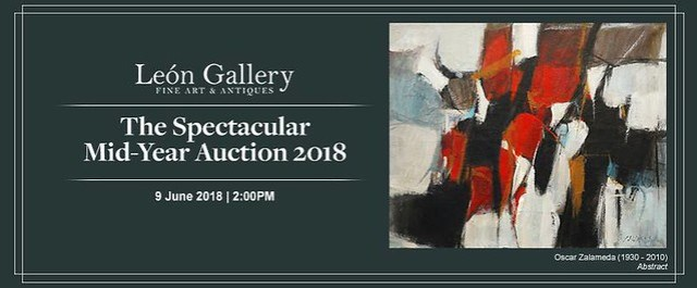 Leon Gallery spectacular mid year auction